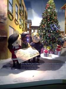 Macy's Herald Square Holiday Window