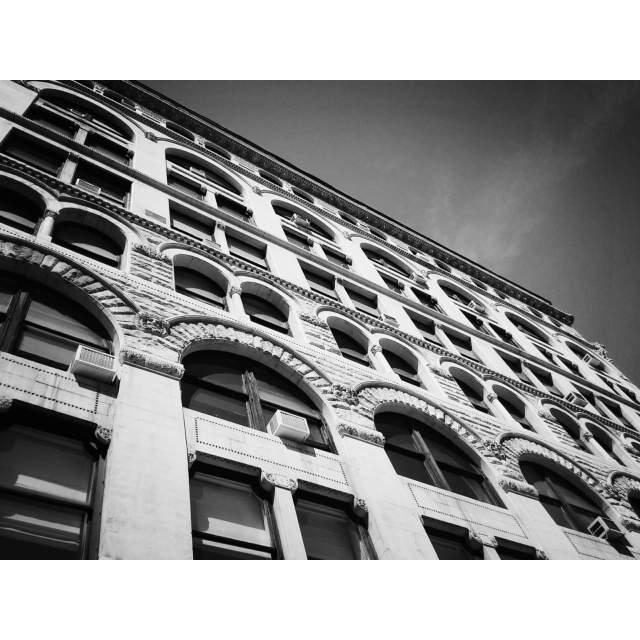 Architecture and Monochrome