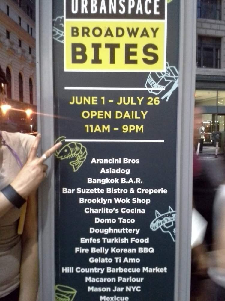 Broadway Bites