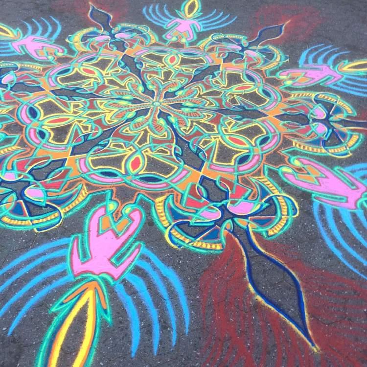 Joe Mangrum Art in Union Square