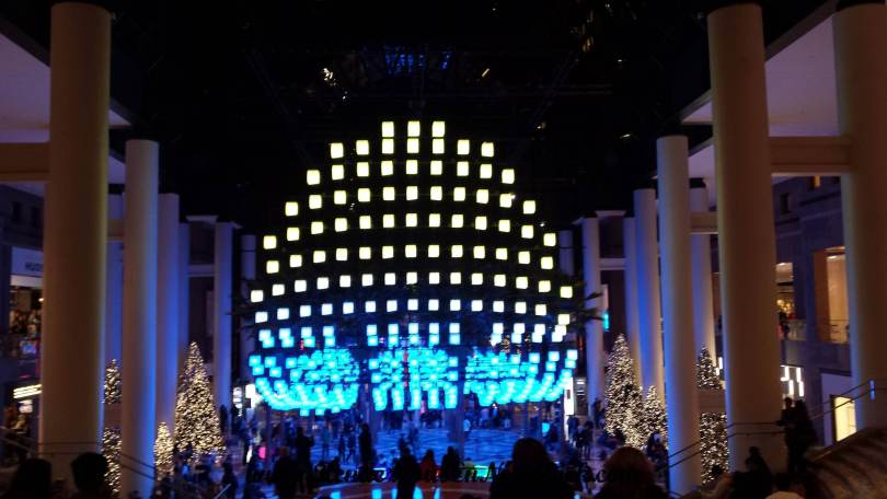 Luminaires art installation at Brookfield Place NYC is where you get to make your wish come true!