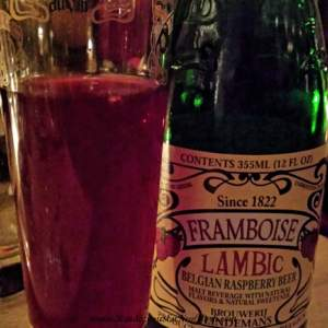 Raspberry Lambic Ale