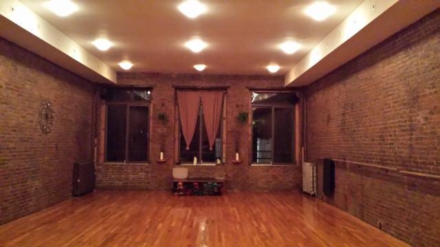 Yoga , Rendezvous En New York