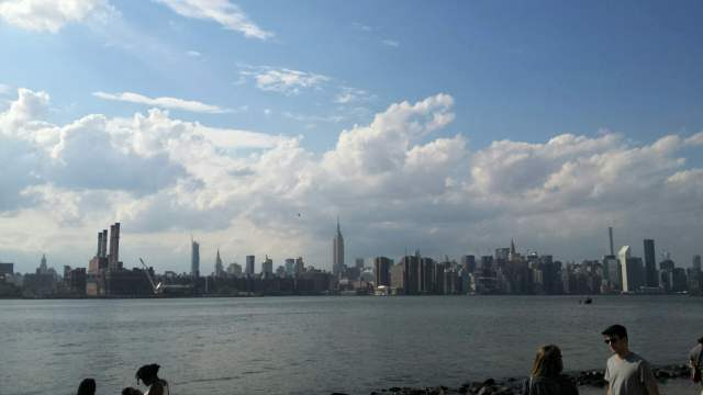 Williamsburg Waterfront NYC
