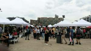 The Brooklyn Flea Record Fair