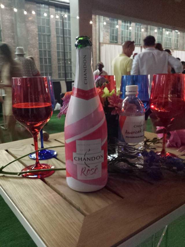 Chandon American Summer Fete , the High Line, NYC #ChandonSquad