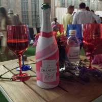 Rendezvous with the #ChandonSquad on the High Line