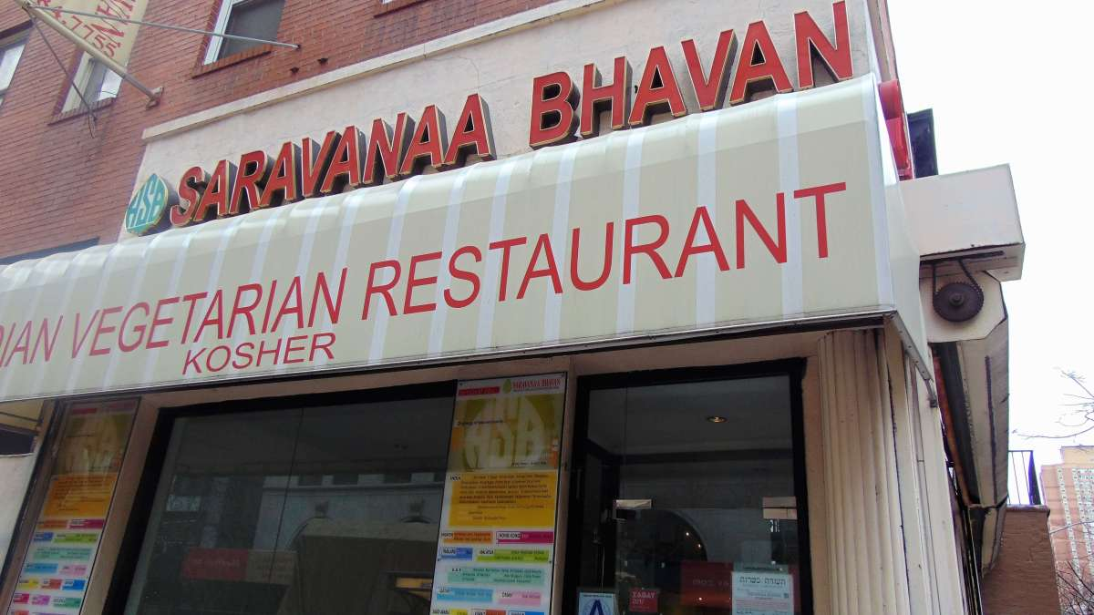 A Lunch Rendezvous At Saravanaa Bhavan