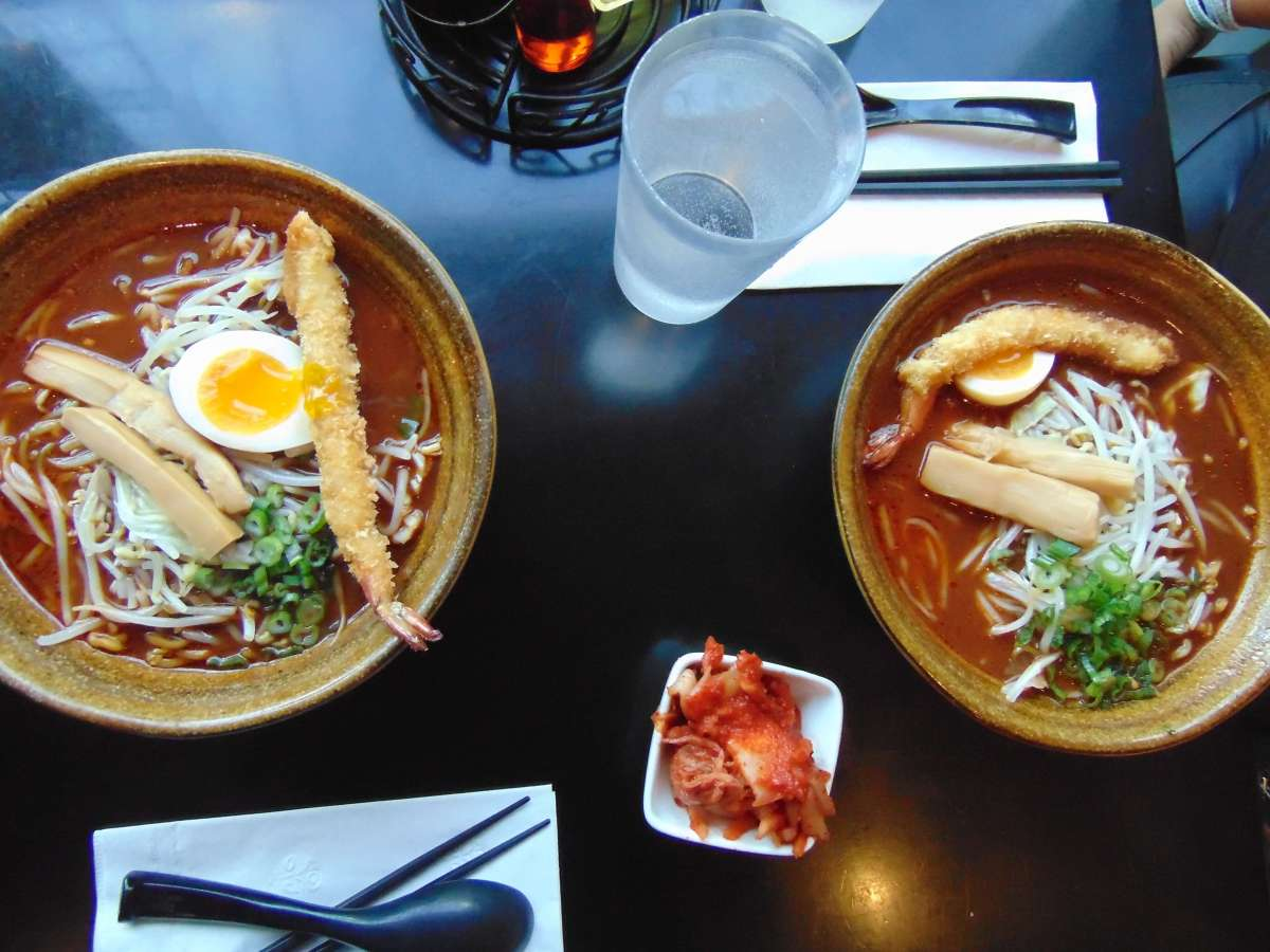 Saturday Rendezvous At Misoya Ramen