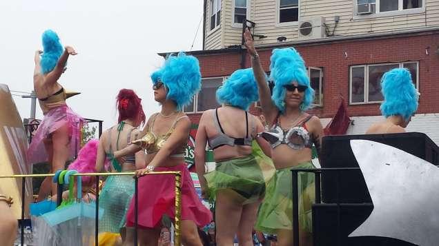 Coney Island Mermaid Parade Rendezvous En New York