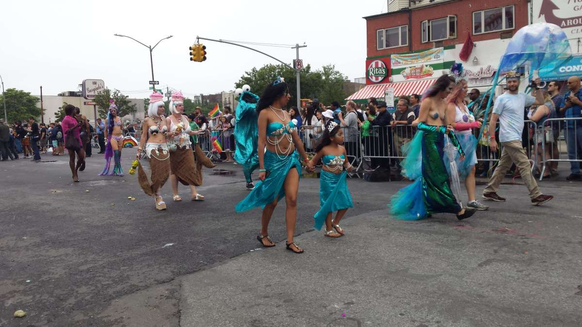 3 Reasons to Rendezvous At The Coney Island Mermaid Parade