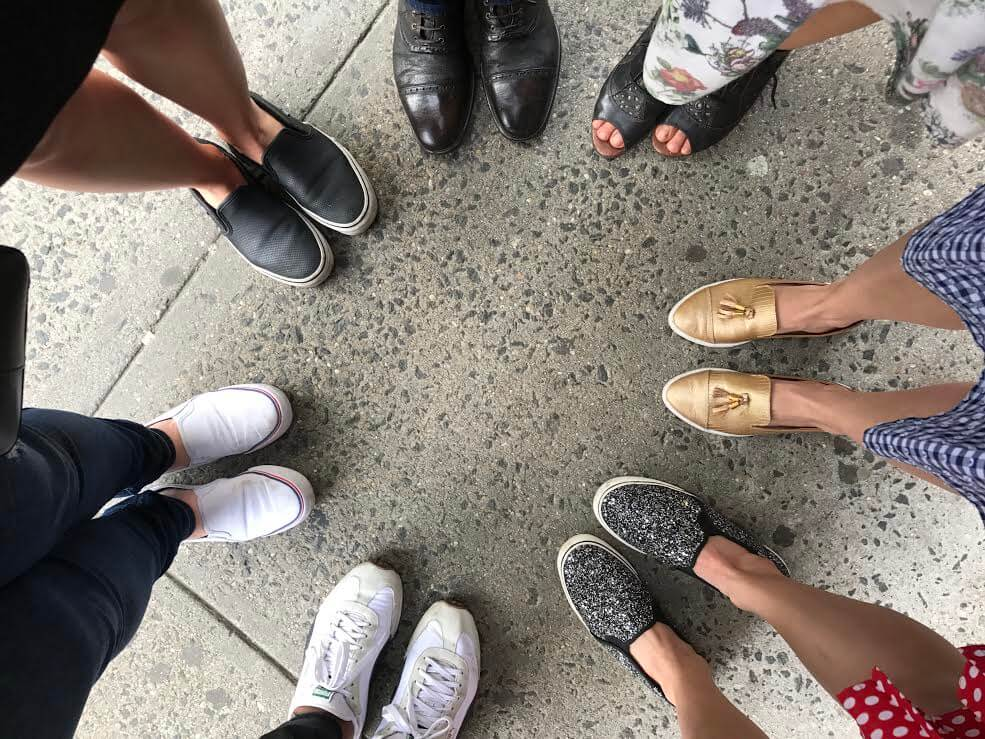 Fated Rendezvous With NYC Bloggers
