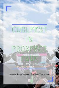 Curlfest in NYC, Rendezvous En New York