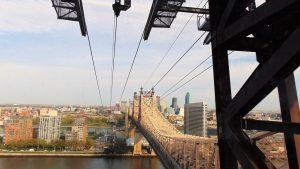 Roosevelt Island Tram www.rendezvousennewyork.com NYC travel lifestyle blog
