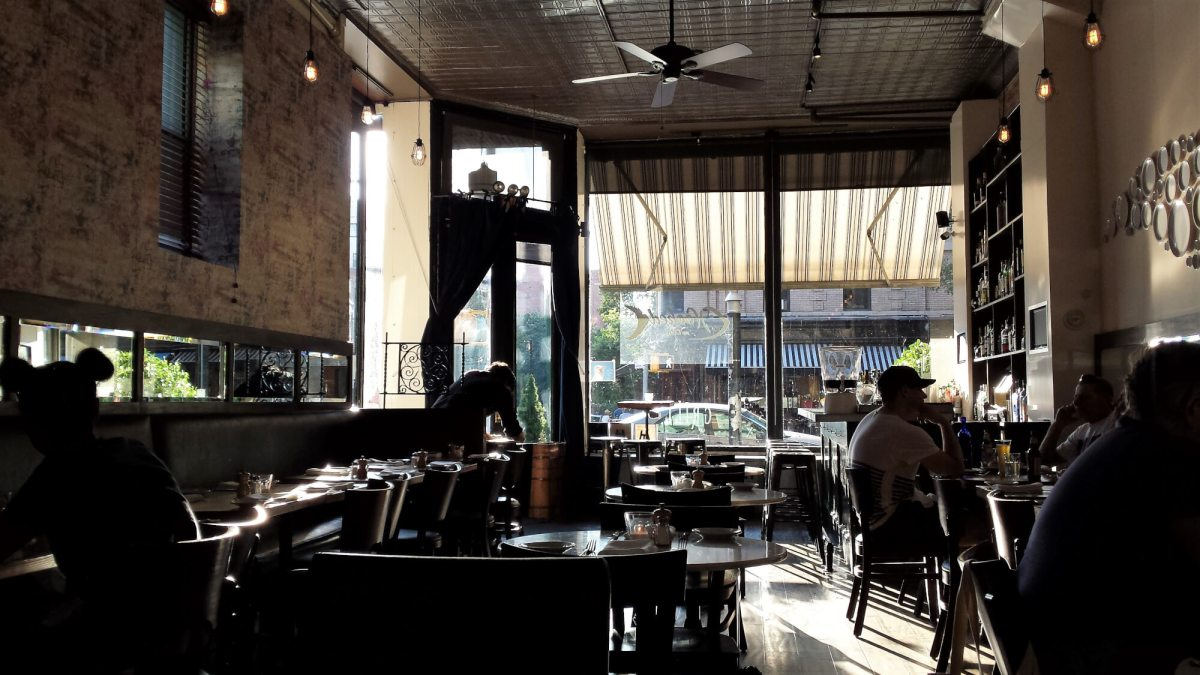 Rendezvous At Hooked On 12th