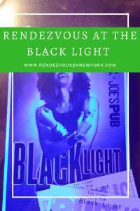 Rendezvous at the Black Light , Rendezvous En New York