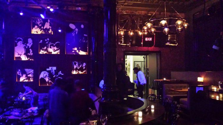 Black Light at Joe's Pub Public Theater , NYC Rendezvous En New York