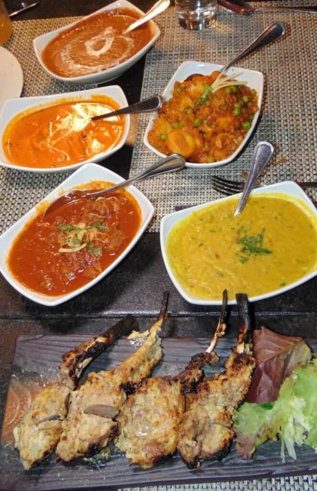 Imli Restaurant Rendezvous En New York