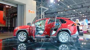 New York International Auto Show in NYC 2018, Rendezvous En New York