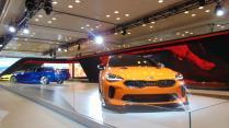 New York International Auto Show in NYC