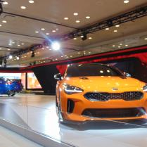 New York International Auto Show in NYC