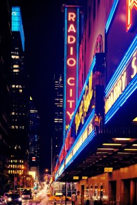 Radio City Music Hall, Music Hotspots