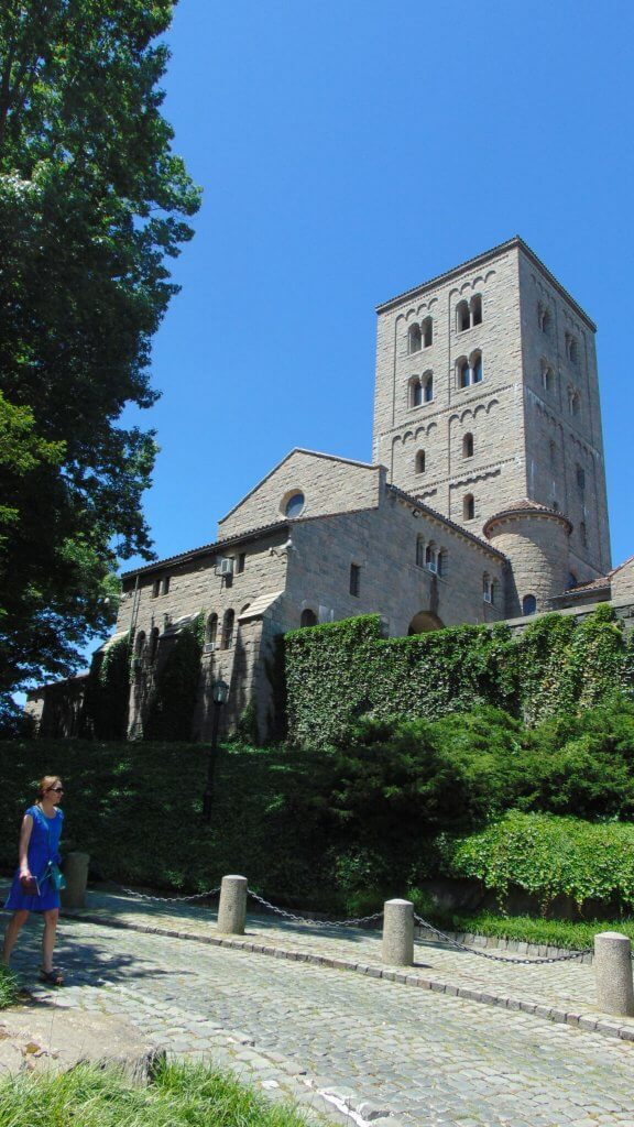The Met Cloisters Rendezvous En New York