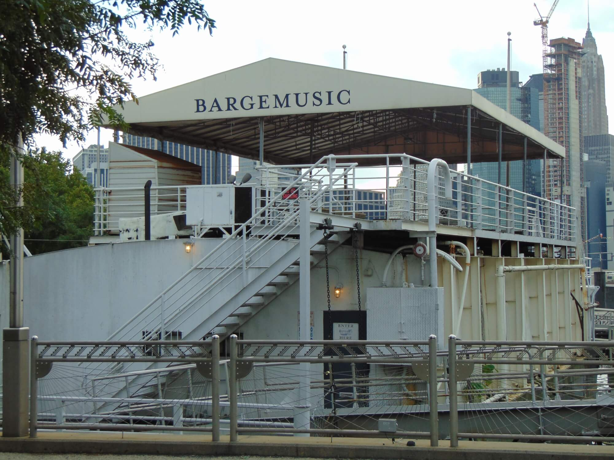 A Rendezvous At Bargemusic