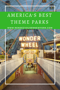 America's Best Theme Parks