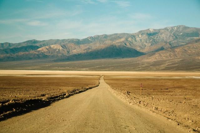 Rendezvous In Death Valley