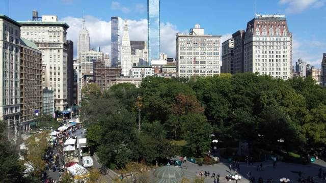 Union Square Park NYC Rendezvous En New York