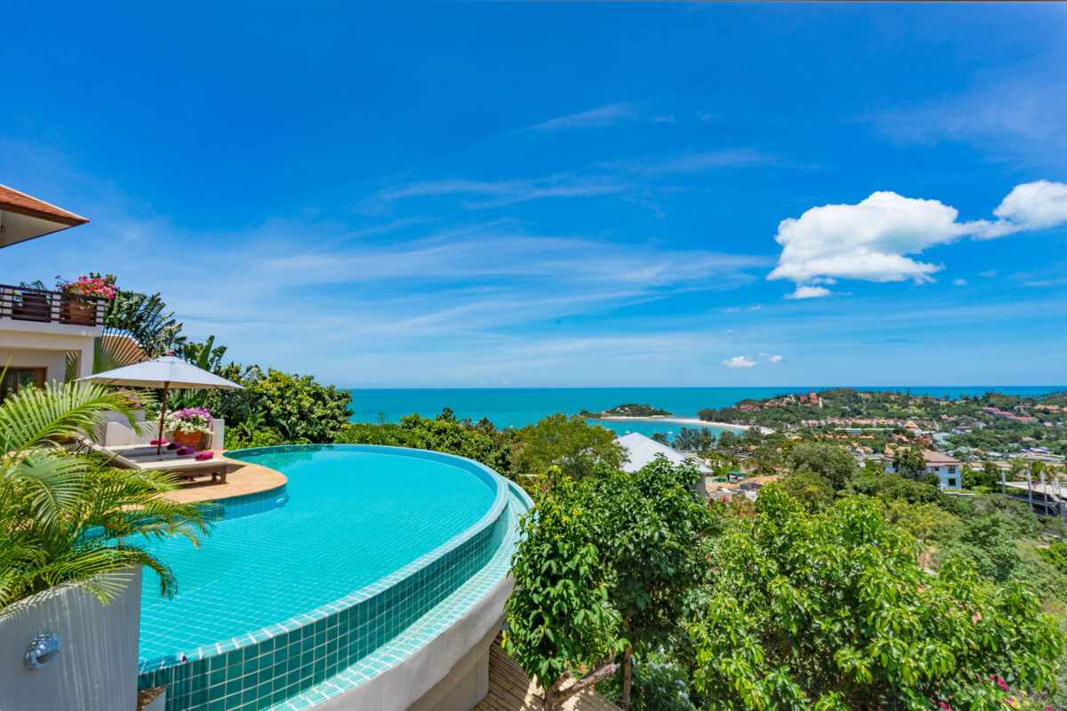 A Secluded Rendezvous In Koh Samui, Thailand