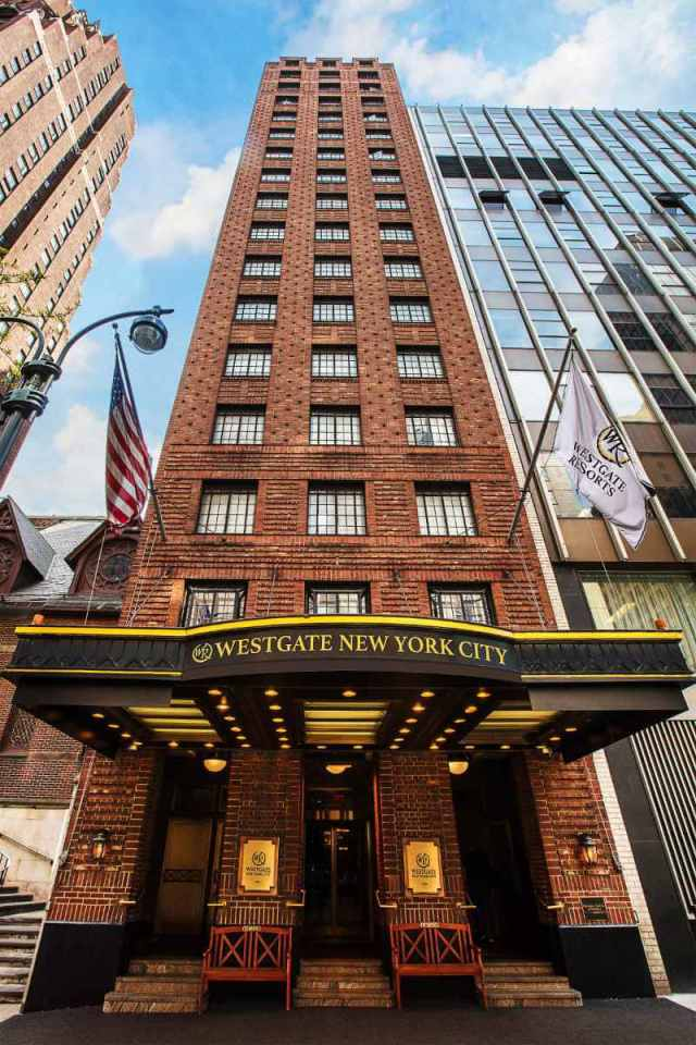 Westgate Hotel in NYC, inexpensive accommodations
