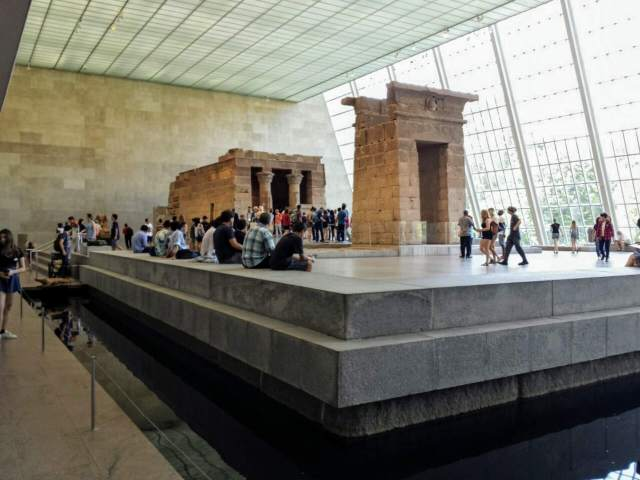 the Metropolitan Museum of Art , My favorite Instagram Spot in NYC