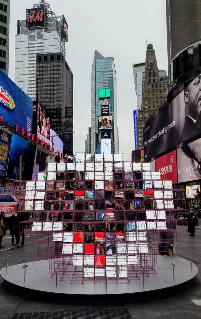 Times Square NYC Favorite Instagram Spots