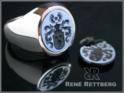 Reparatur Siegelring Wappenring  Hochwertige Siegelringe