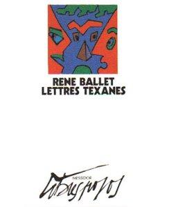 Vingt-cinq essais Lettres Texanes (Messidor/libres propos, 1990)