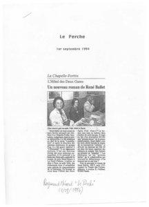 thumbnail of Le Perche – Raymond Ménard