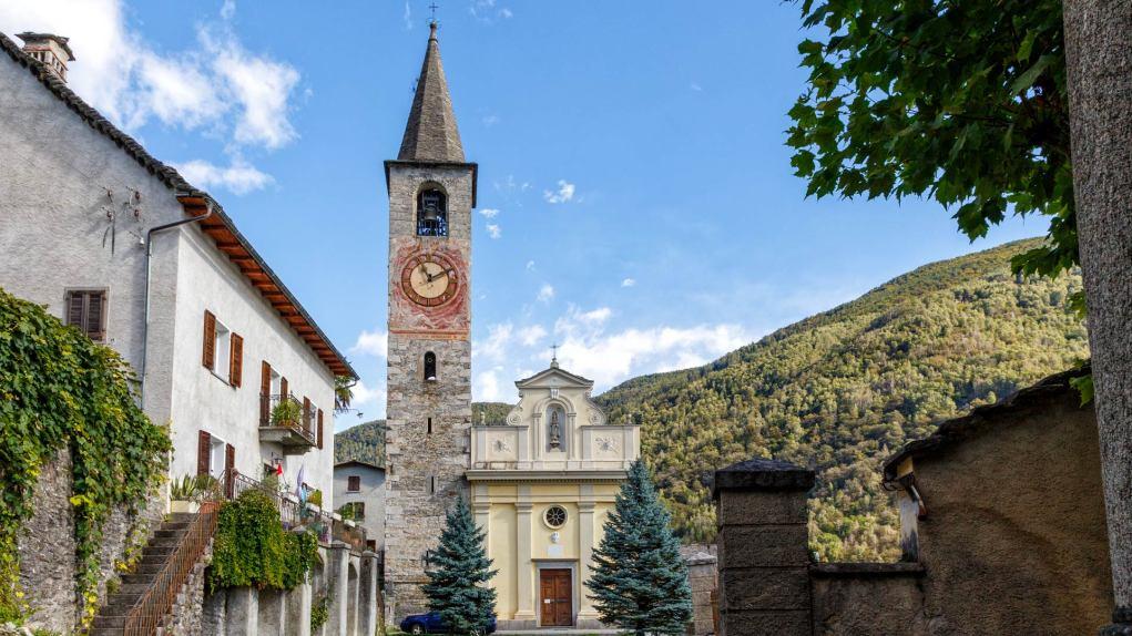 Kirche San Remigio