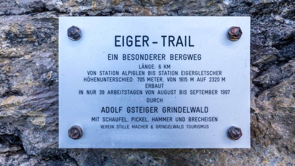 Danke Adolf Gsteiger!