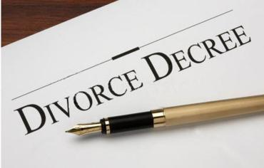 When A woman would rather be a widow than a divorcee