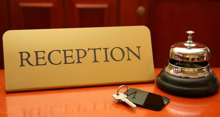 The Girl At The Reception Desk – Part 3