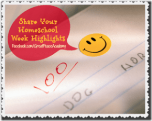 Homeschool Week Highlights