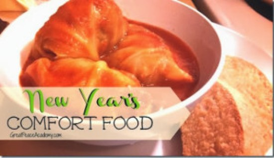 Cabbage Rolls Recipe for New Year's Comfort Food