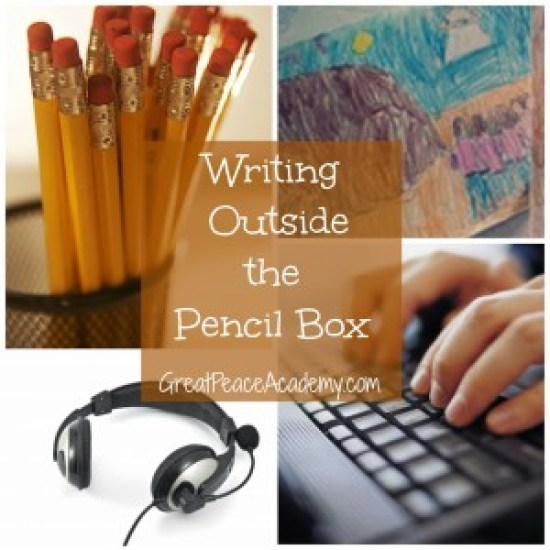 Creative Writing Outside the Box | Great Peace Academy