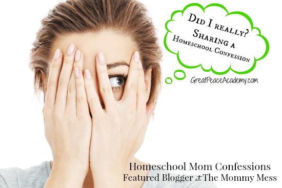 What homeschool confession do I share?