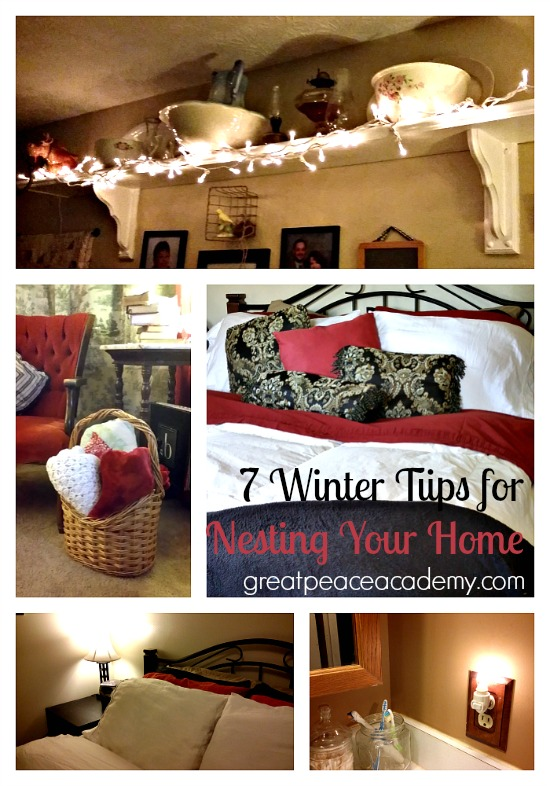 7 Winter Tips for Nesting Your Home | Great Peace Academy