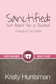 Sanctified by Kristy Huntsman