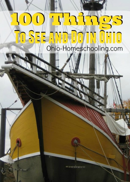 100 Things to See and Do in Ohio