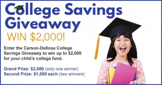 College Saving Contest Rectangle